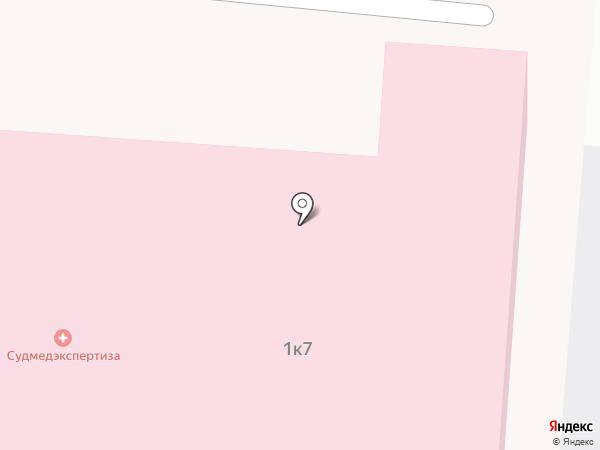 Морг на карте Зеленодольска