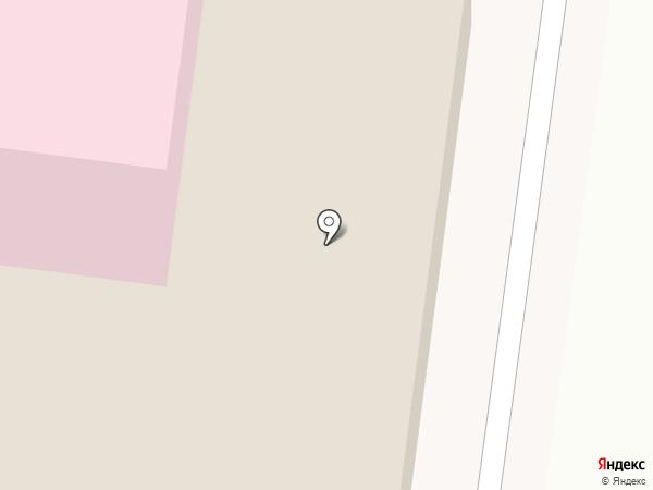 Зеленодольская детская городская больница на карте Зеленодольска