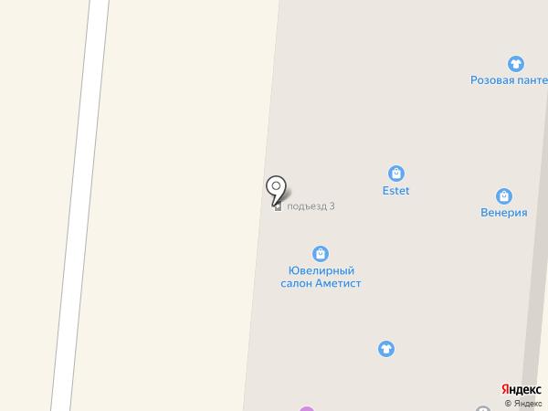 Камиля на карте Зеленодольска