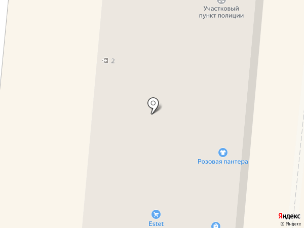Общественный пункт охраны правопорядка №3 на карте Зеленодольска