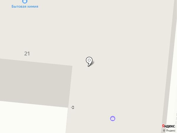 Карапузики на карте Зеленодольска
