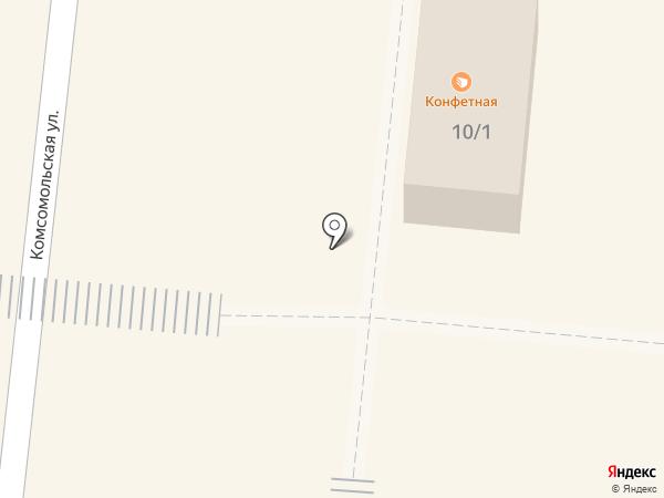 Продукты Ермолино на карте Зеленодольска
