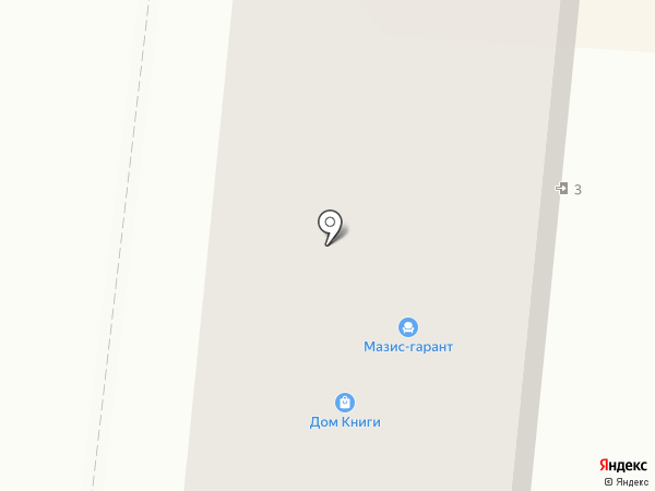 Олимп на карте Зеленодольска