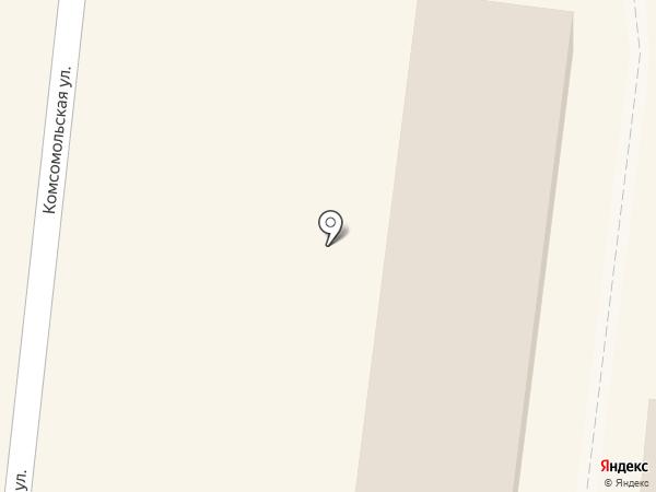 Цветочный магазин на карте Зеленодольска