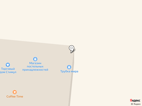 Магазин кондитерских изделий на карте Зеленодольска
