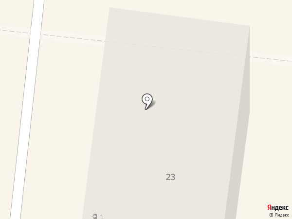 Универсал на карте Зеленодольска