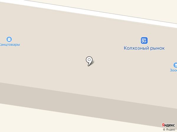 Зоосад на карте Зеленодольска