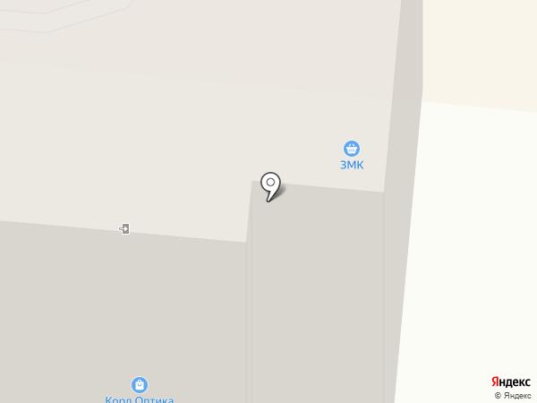 Усадьба на карте Зеленодольска