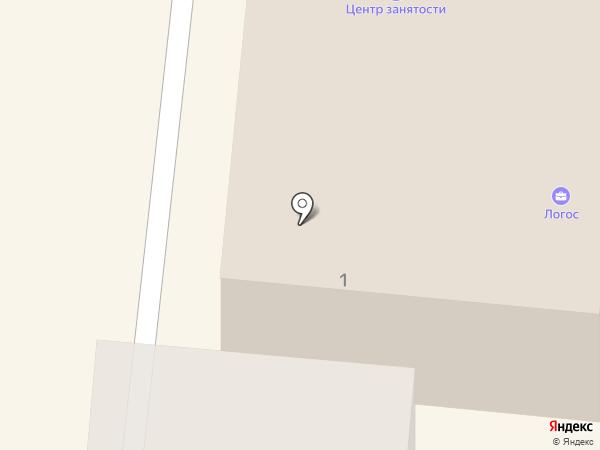 Центр занятости населения г. Зеленодольска на карте Зеленодольска