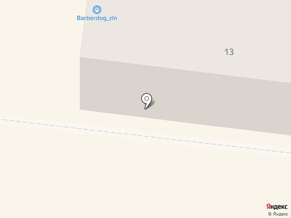 Виват на карте Зеленодольска
