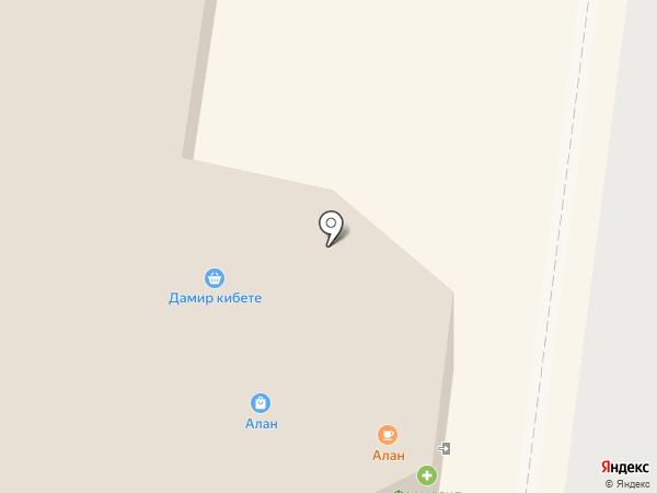 У Дамира на карте Зеленодольска