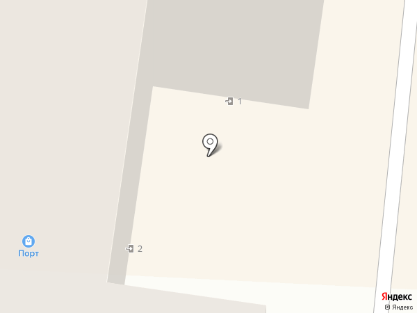 Копии на карте Зеленодольска
