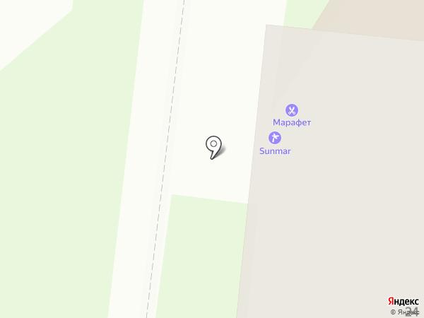 Компания частного денежного займа на карте Зеленодольска