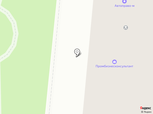 АВТОПРАВО-М на карте Зеленодольска