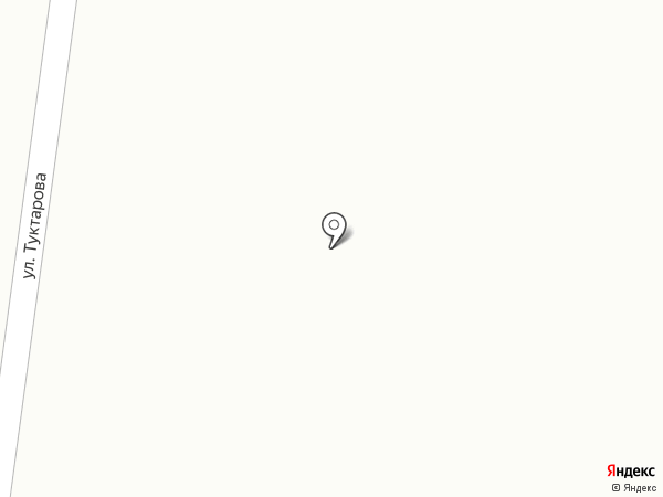Аквамарин на карте Зеленодольска