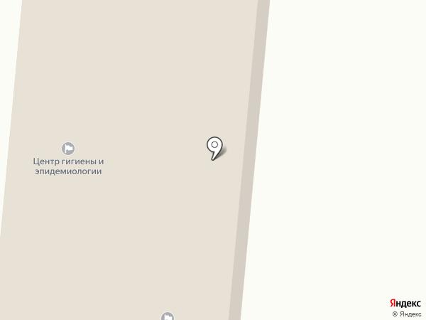 Центр гигиены и эпидемиологии в Республике Татарстан на карте Зеленодольска