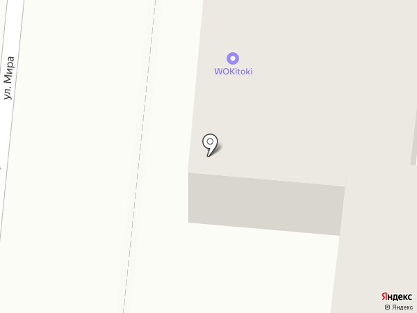 WOKitoki на карте Зеленодольска