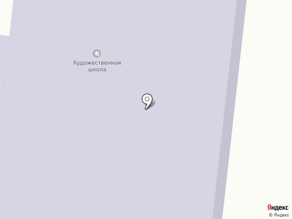 Казанское художественное училище им. Н.И. Фешина на карте Зеленодольска