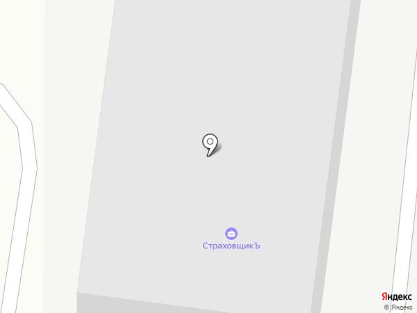 Центр микрофинансирования на карте Зеленодольска