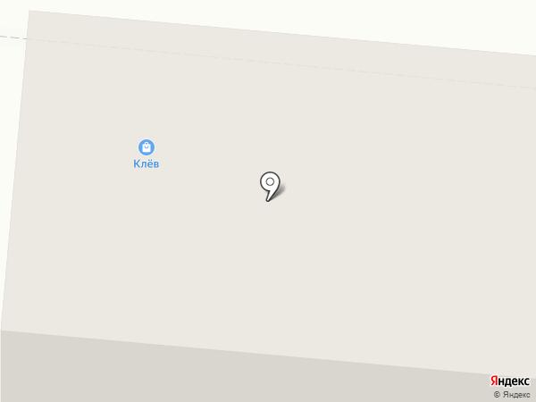 Рыбацкая лавка на карте Зеленодольска