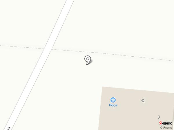 Ключ к здоровью на карте Зеленодольска