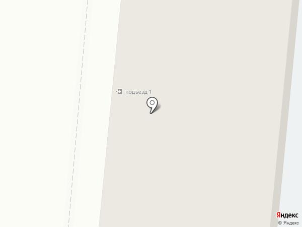 Общежитие на карте Зеленодольска