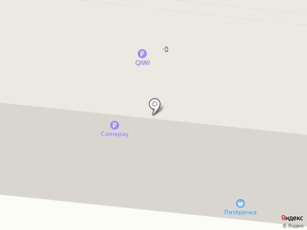 Пятерочка+ на карте Зеленодольска