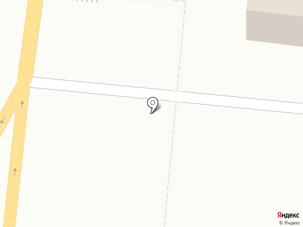 Техас на карте Зеленодольска