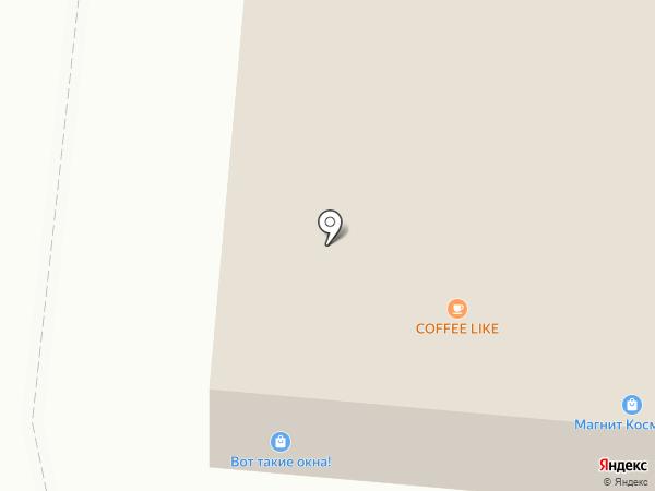 Зоомагазин на карте Зеленодольска