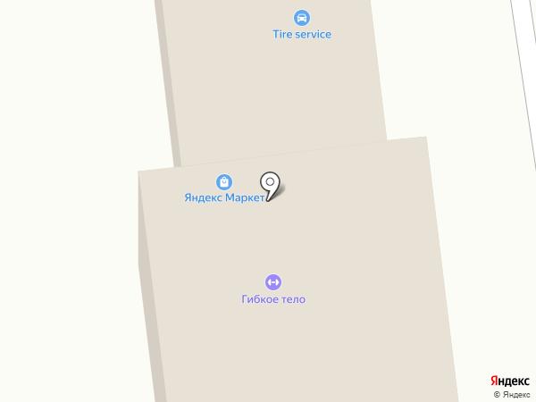 Логист-Групп на карте Ульяновска