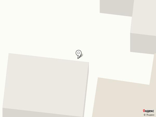 Торик на карте Зеленодольска