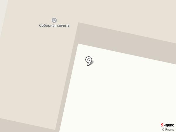 Мечеть на карте Зеленодольска