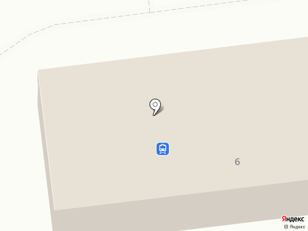Верхняя терраса на карте Ульяновска