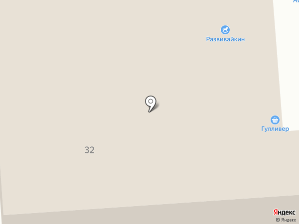 Саквояж на карте Ульяновска