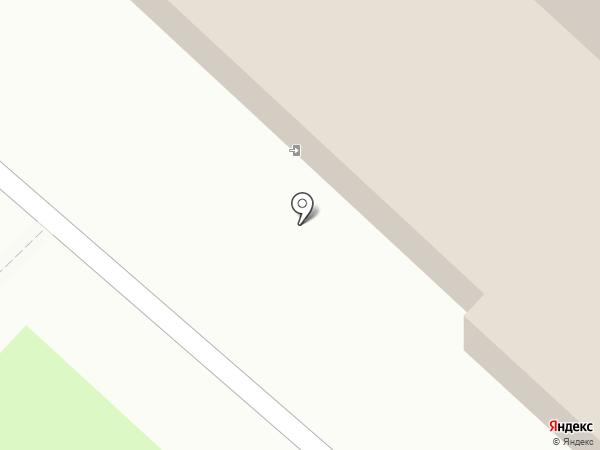Симбирск-Стекло на карте Ульяновска