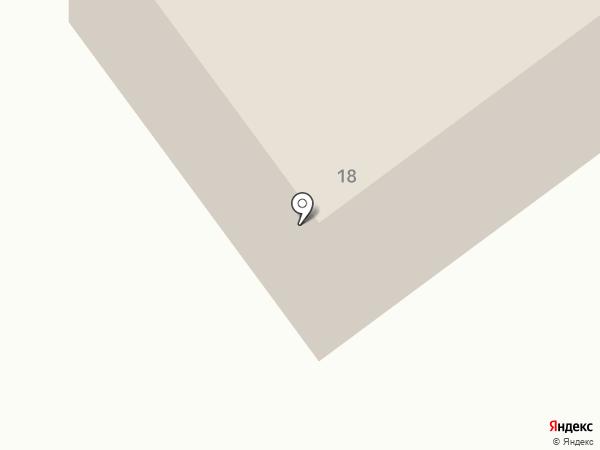 Яровой на карте Красного Яра