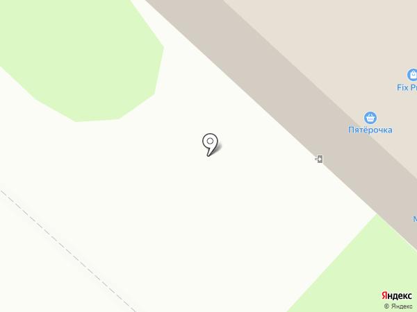 МегаХенд на карте Ульяновска