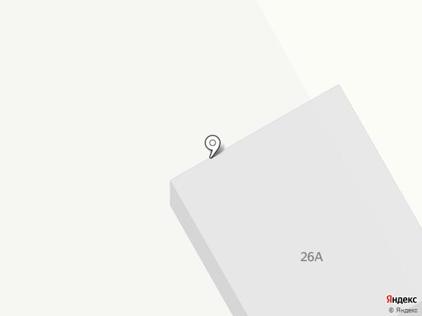 Березка на карте Зеленодольска