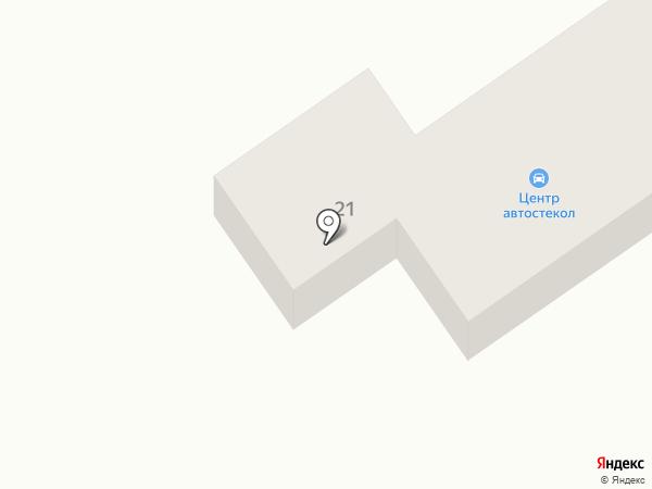 Центр автостекол на карте Зеленодольска