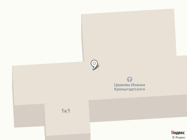 Часовня Андрея Первозванного на карте Зеленодольска