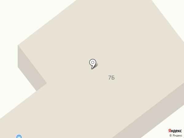 Калина на карте Зеленодольска