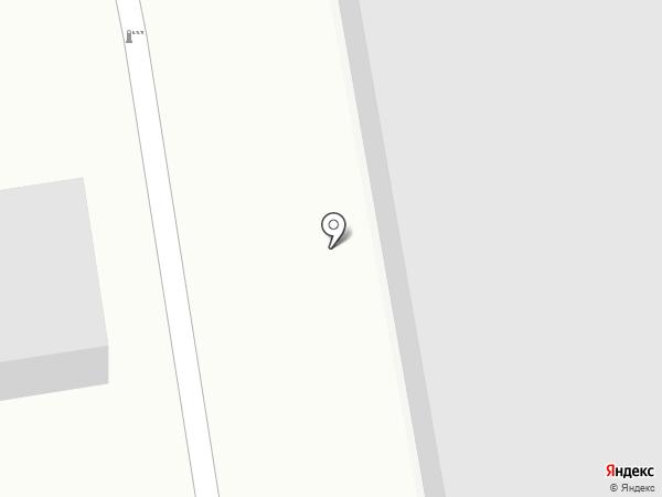 Мегастрой на карте Ульяновска