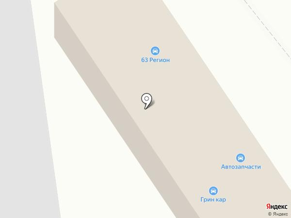 Производственная компания на карте Зеленодольска