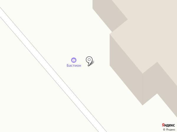 Кымыш Су на карте Зеленодольска