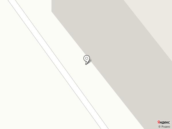 Восход на карте Зеленодольска