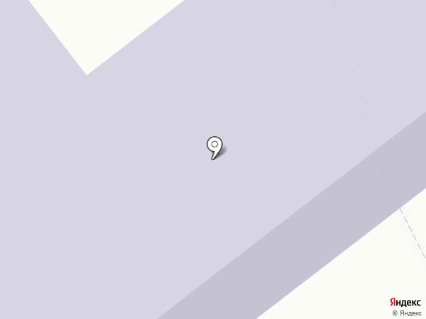 Средняя общеобразовательная школа №7 на карте Зеленодольска