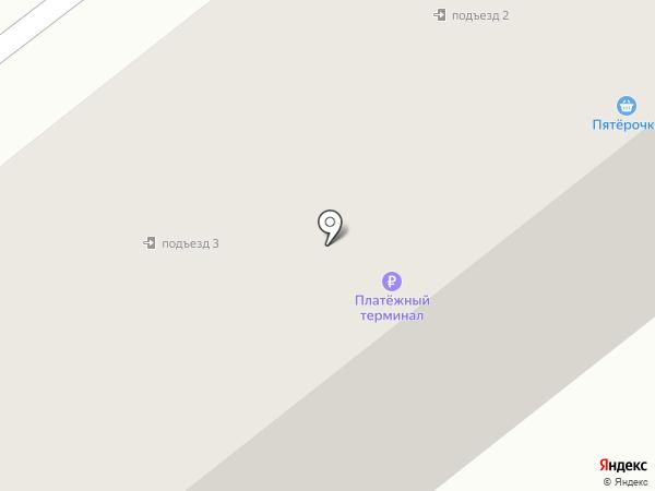 Магнит на карте Зеленодольска