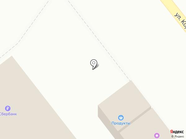 Шаурмак на карте Зеленодольска