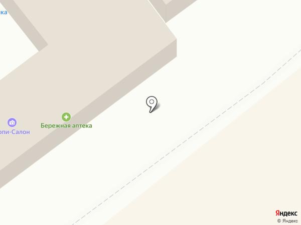 Бережная аптека на карте Зеленодольска
