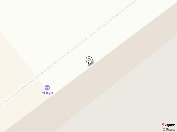 Matur на карте Зеленодольска